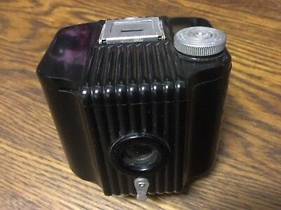 KODAK BABY BROWNIE - Old Vintage Box Camera c1930's - USA