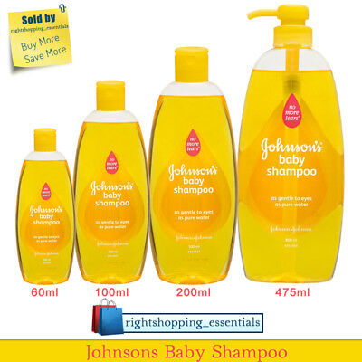 Johnson'S Baby Shampoo(60ML-TO-475M)  For Your Baby Free Shipping