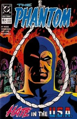 OE1575----- DC, The Phantom #4  1989   VF/NM