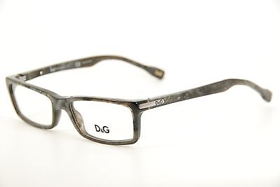 3464f1cb7e9 New Authentic Dolce   Gabbana 1211 1835 Grey Marble 50mm Eyeglasses Frames  RX