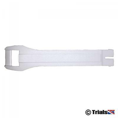 Gaerne SGJ Kids Replacement MX Boot Strap - White