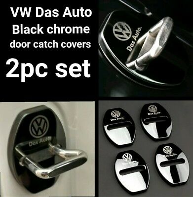 Bowl XG2813AB for VOLKSWAGEN Bora 2013-2014 Chrome Door Handle Catch Cover