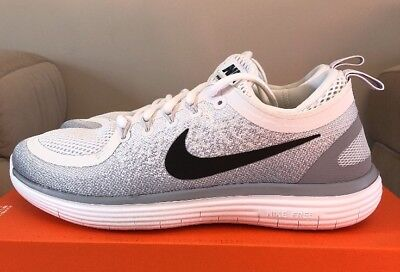 Nike Free RN Distance2 Running Shoes Trainers, 863775-100,UK7.5