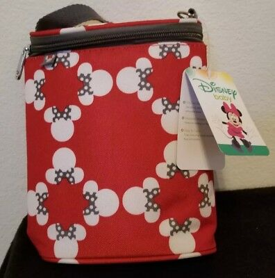 Disney Baby Minnie Mouse Double Bottle Holder
