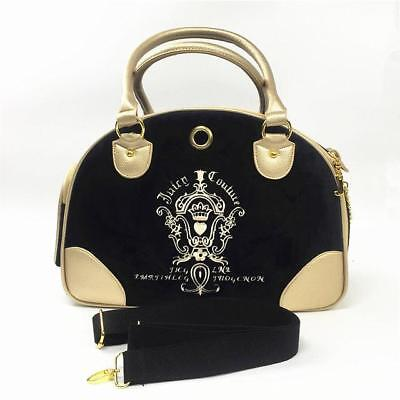 Juicy Couture Designer Cat or Dog Carrier Sling Totes For Traveling Handbags