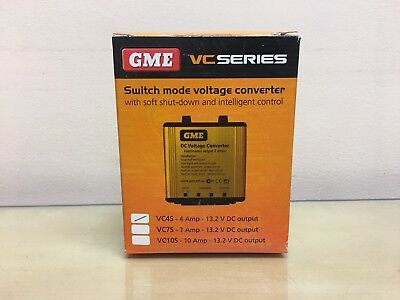 GME Switch Mode Voltage Converter