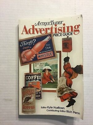 Antique Trader Advertising Price Guide Book