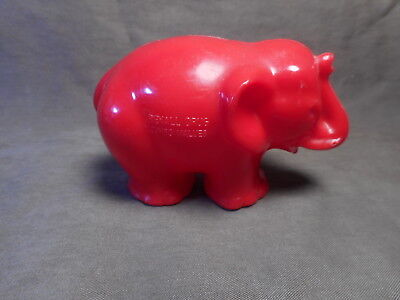 Vintage Rexall Drugs Elephant Bank