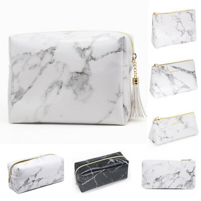 Fashion Multi-Function Purse Box Travel Makeup Cosmetic Bag Toiletry Pencil Case