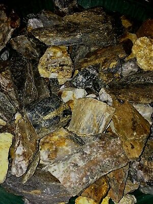 10-Pcs Of High Quality Gold Ore from The Sun Tunnel Mine,CO/Black Hills,SD