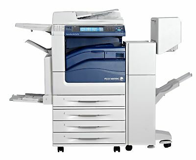 Fuji Xerox DocuCentre V 4475 Photocopier Print Copy and Scan with Finisher