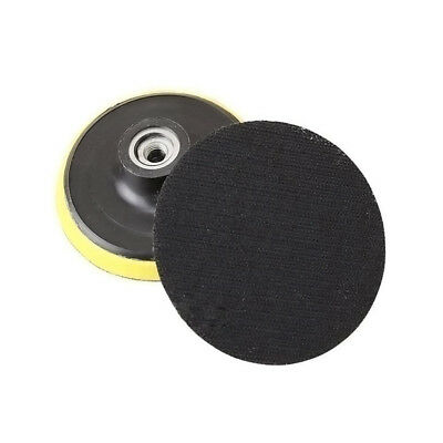 Grinder Disc Pad 100mm Tool Self-adhesive Type Sucker Polishing Backing Angle