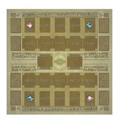 Card Rubber Play Mat Egypt Type 60 × 60cm Link summon Correspondence Mouse pad