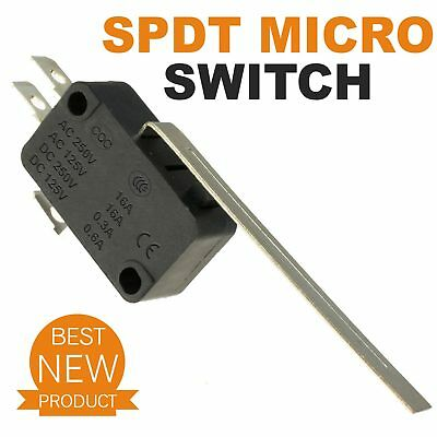 Microswitch 16A  pin plunger snap action SPDT Micro Switch V3