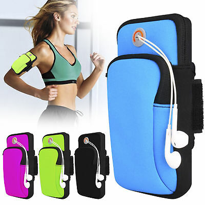 Sport Jogging Running Armband Gym Pouch Holder Bag Case Cover For Cell Phone New