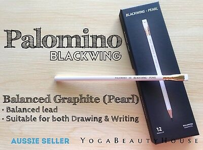 Palomino Blackwing Pearl Balanced Graphite 1pc Pencil art calligraphy pen