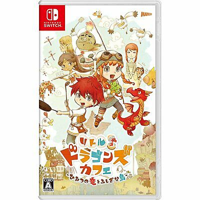 Little Dragons Cafe (Chinese Ver.) For Nintendo Switch NS