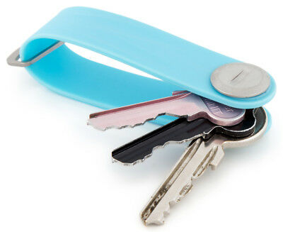 Orbitkey Active Key Organiser - Sky Blue