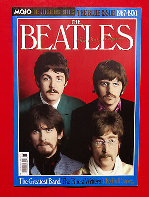 Mojo Magazine 2018 - Collectors Series - Beatles - The Blue Issue 1967 - 1970