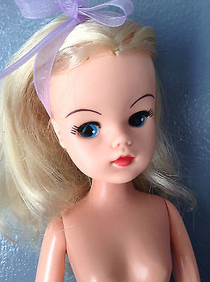 Vintage Barbie Doll Sindy  - Nude Doll Only