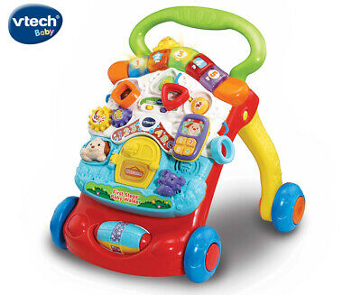 VTech Baby First Steps Baby Activity Walker Toy