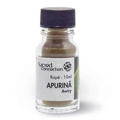 Sacred Snuff Rapé, Snuff Authentic from the Amazonas  Apurinã – Awiry blend