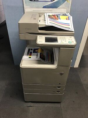 Canon IRC 2020 Colour Copier With Document Feeder, Print, Copy And Scan