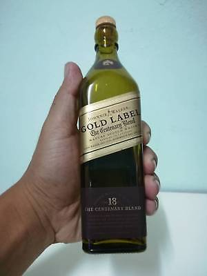 Johnnie Walker GOLD LABEL The Centenary Blend, Bottle Scotch Whiskey Limited Rar