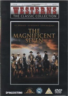 The Magnificent Seven Dvd Sealed Region 2 2008