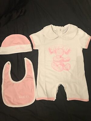 Baby Gucci Set 3-6 Month