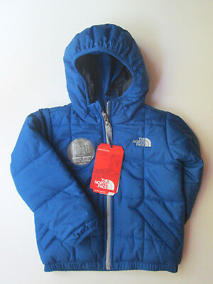 Nwt The North Face Toddler Boy's Reversible Perrito Jacket
