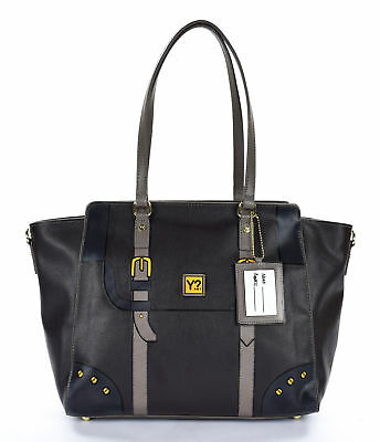 Borsa Donna A Spalla Ynot  Dream Dr03 Black Scontata 182cd1318a9