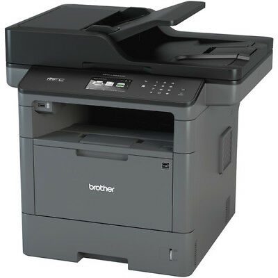 NEW Brother MFC-L5900DW All-in-One Monochrome Laser Wireless Duplex Printer