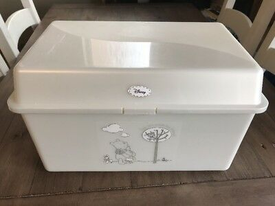 Whinne The Pooh Starry Night Baby Changing and bath Storage Box