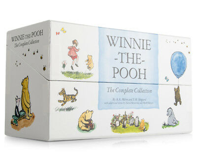 Winnie The Pooh - The Complete Collection