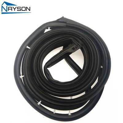 Replacement Door Rubber Seal Weatherstrip Front Left for Nissan SENTRA SE 07-12