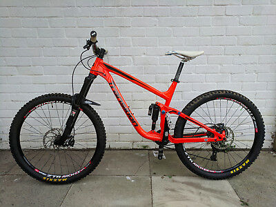 TRANSITION PATROL (LARGE), Pike RCT3, Hope/Stans Wheels, SRAM 11Sp, Renthal