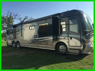 2006 Country Coach Intrigue Ovation II,CAT C13, Diesel Motorhome 52000 Miles