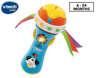 Vtech Music Fun Microphone Baby/Infant Activity/Toy with Music and Lights