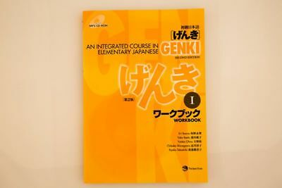 Genki 1 Second Edition: An Integrated Course In Elementary Japanese Book Pdf VS