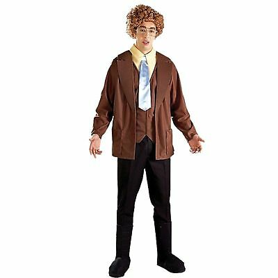 Napoleon Dynamite Adult Mens Halloween Costume Size Small Funny Fancy Dress NEW