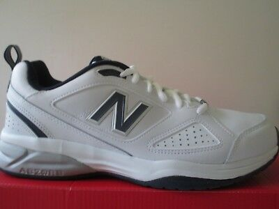 New Balance Mx623Wn3 (White/navy) Mens Cross Trainer 4E X-Wide
