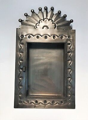 LARGE TIN NICHO , absolutley beautiful,  handmade in Mexico