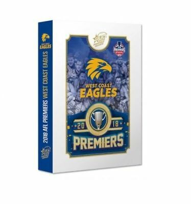 2018 Afl Select West Coast Eagles Premiership Set(25 Cards) In Box - Brand New