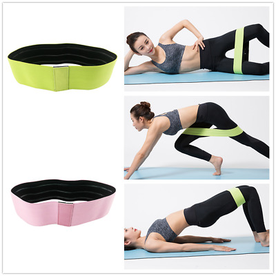 AU Pro Hip Circle Resistance Band Strength Band Glute Shaping Exercise Band