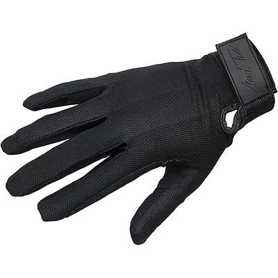 Mark Todd Air Mesh Unisex Gloves Everyday Riding Glove - Black All Sizes