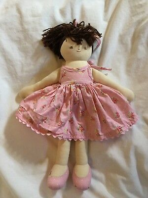 Alimrose Designs Cloth Doll