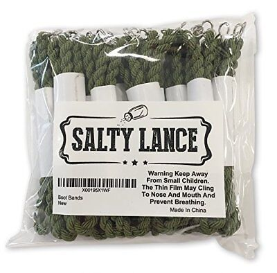 Boot Bands (10 Pairs) - Blousing Garters (20 pieces) - By Salty Lance