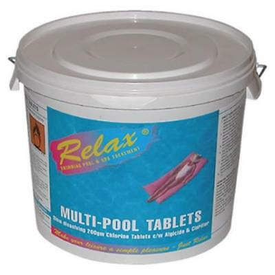 Relax Multi-Pool Tablets 5kg