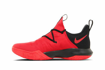 3b14f244d00afe Nike Zoom Shift 2 Basketball Shoes AR0458-600 Red Crimson Men Brand New